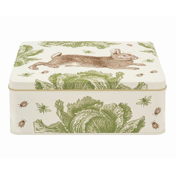 Thornback & Peel Thornback & Peel Deep Rectangular Tin