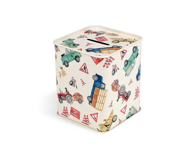 Emma Bridgewater Emma Bridgewater Builders At Work Money Box