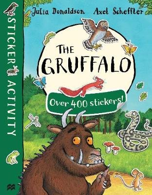 The Gruffalo The Gruffalo Sticker Activity Book