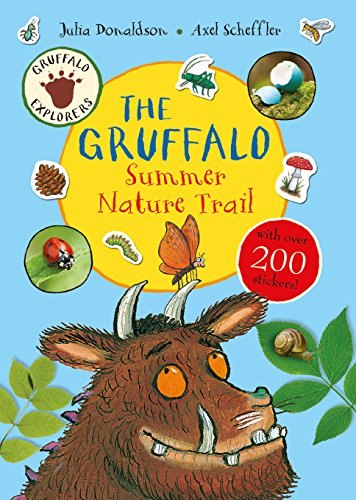 The Gruffalo The Gruffalo Spring & Summer Nature Trail Activity Book