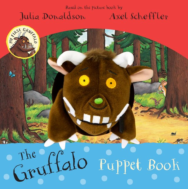 The Gruffalo My First Gruffalo: The Gruffalo Puppet Book