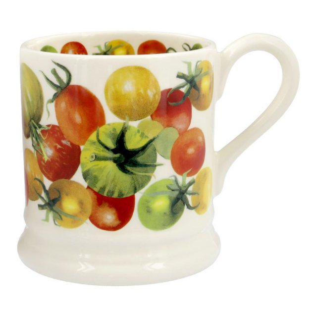 Emma Bridgewater Emma Bridgewater Vegetable Garden Tomatoes 1/2 Pint Mug