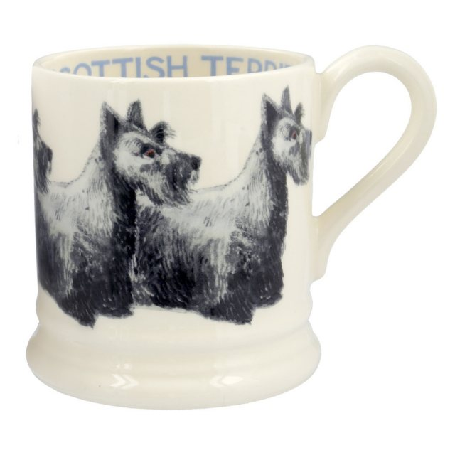 Emma Bridgewater Emma Bridgewater Scottish Terrier 1/2pt Mug