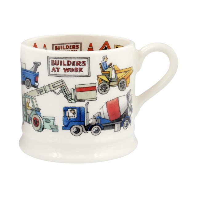 Emma Bridgewater Emma Bridgewater Builders At Work Baby Mug