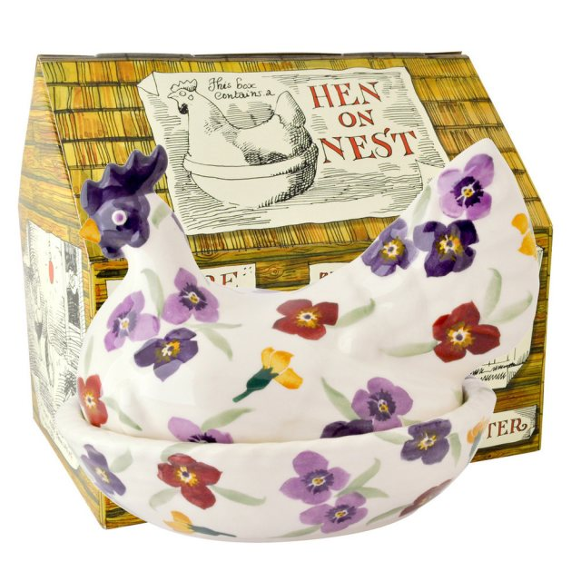 Emma Bridgewater Emma Bridgewater Wallflower Hen on Nest