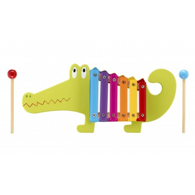 Orange Tree Crocodile Xylophone