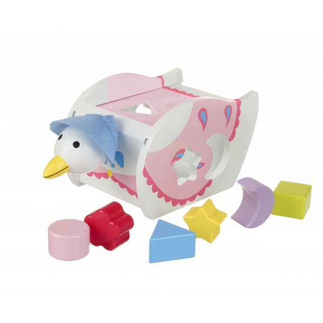 Peter Rabbit Jemima Puddle-Duck™ Shape Sorter