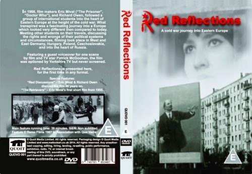 The Prisoner Red Reflections DVD