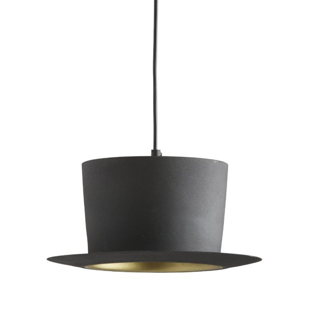 Top Hat Pendant Light