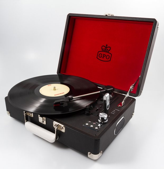 GPO Retro GPO Attaché Record Player