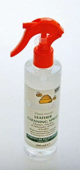 Wheelers Wheelers Beeswax Leather Cleaning Spray