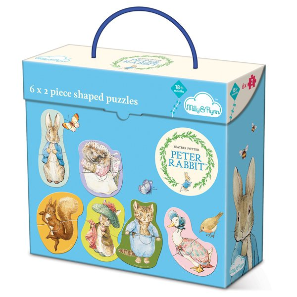 Peter Rabbit Peter Rabbit Puzzle Box