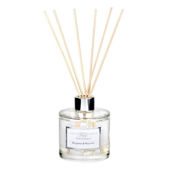Portmeirion Sophie Conran for Portmeirion Bergamot & Water Lily 200ml Reed Diffuser