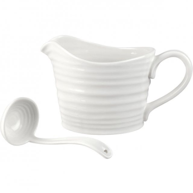 Sophie Conran for Portmeirion CPW Sauce Jug & Mini Ladle