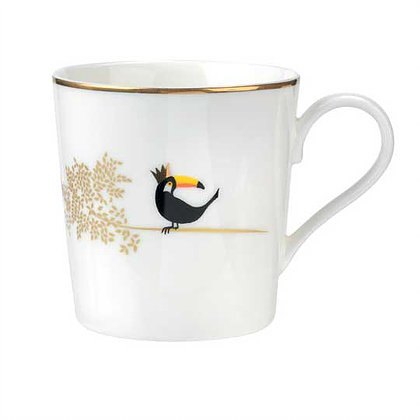 Sara Miller London Sara Miller for Portmeirion Terrific Toucan Mug