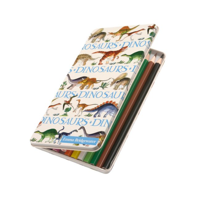 Emma Bridgewater Emma Bridgewater Pottersaurus Colouring Pencils