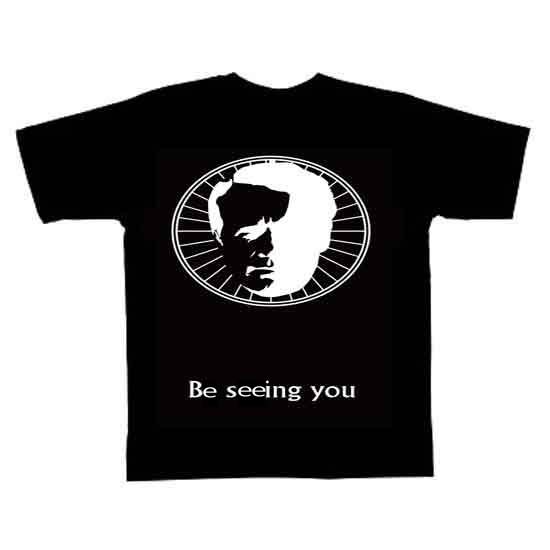 The Prisoner The Prisoner Be Seeing You T-Shirt