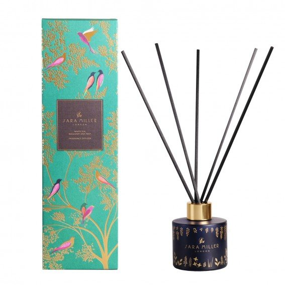 Sara Miller London Sara Miller White Tea, Bergamont & Mint Diffuser