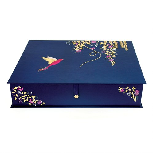 Sara Miller London Sara Miller Hummingbird A4 Storage Box
