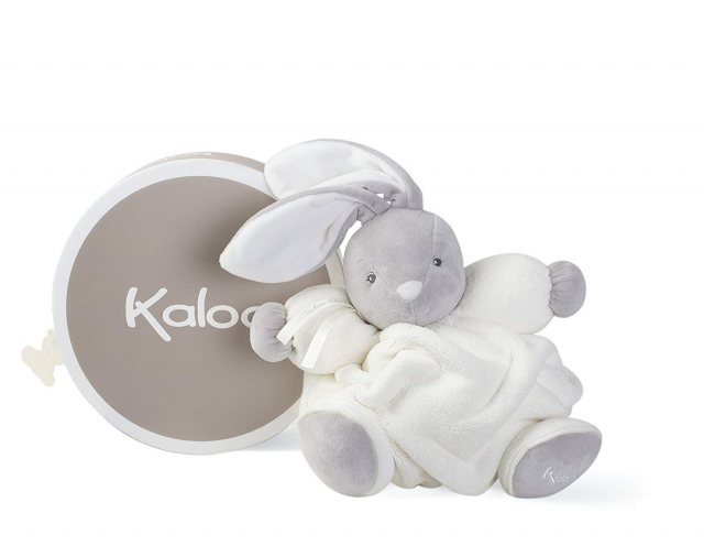 Kaloo Kaloo Plume Medium Chubby Rabbit Cream
