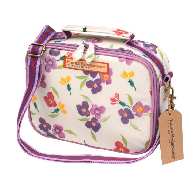 Emma Bridgewater Emma Bridgewater Wallflower PVC Lunch Bag