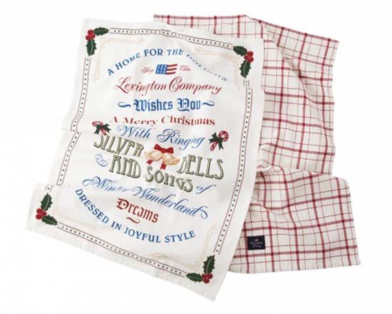 Lexington Lexington Holiday Kitchen Towel Set