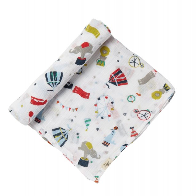 Petit Pehr Big Top Swaddle