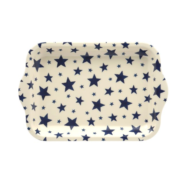 Emma Bridgewater Emma Bridgewater Starry Skies Small Melamine Tray
