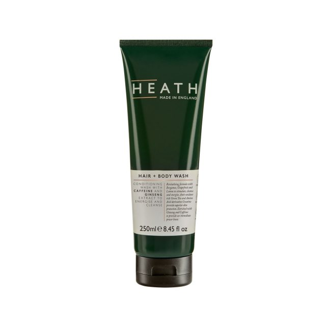Heath Hair & Body Wash 250ml