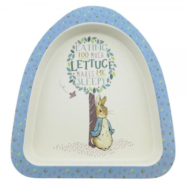 Peter Rabbit Peter Rabbit Organic Plate