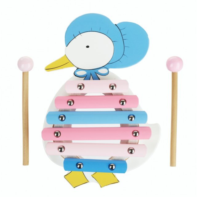 Peter Rabbit Jemima Puddle-Duck Xylophone