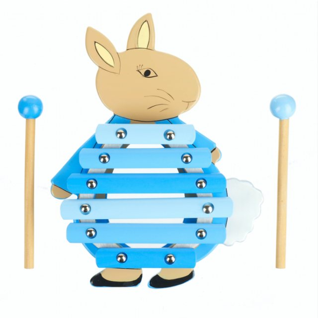 Peter Rabbit Peter Rabbit Wooden Xylophone