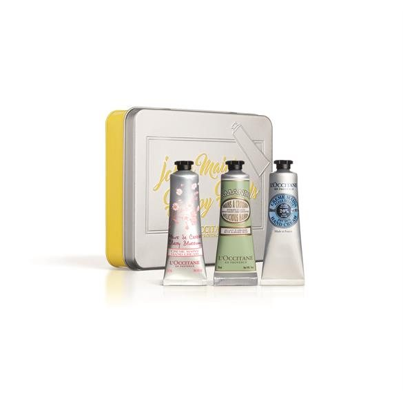 L'Occitane L'Occitane Classic Hand Cream Trio Collection
