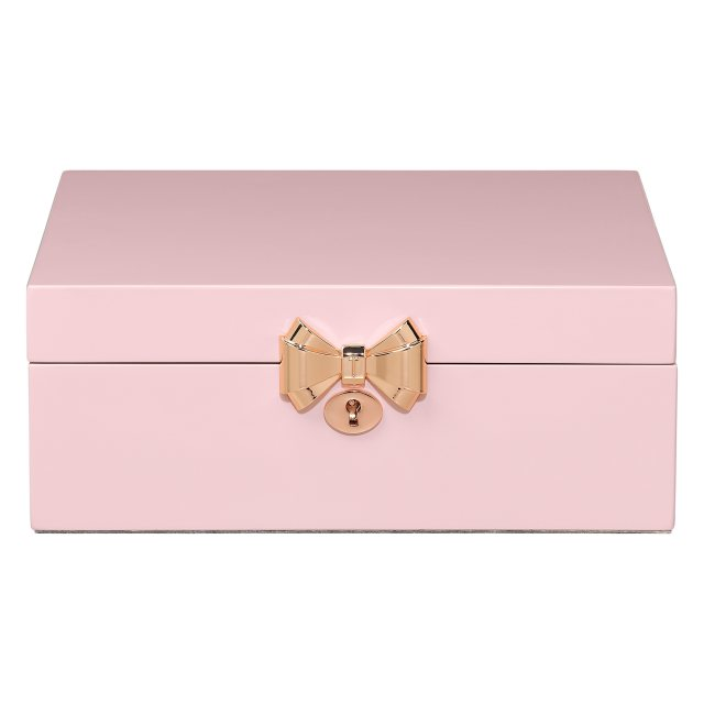 Ted Baker Ted Baker Musical Jewellery Box in Hero Pink