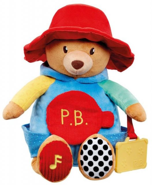 Paddington Bear Paddington For Baby Activity Toy