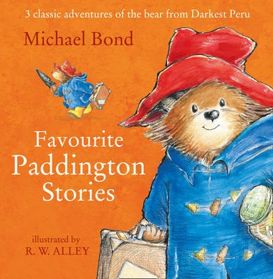 Paddington Bear Favourite Paddington Storybook