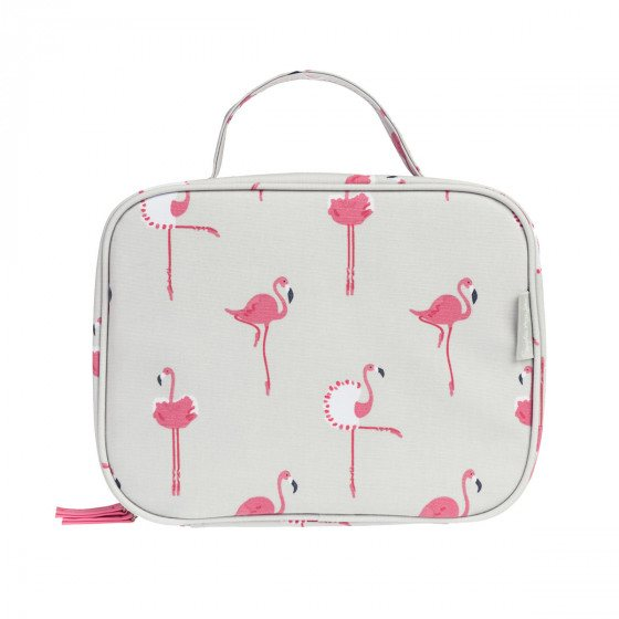Sophie Allport Sophie Allport Flamingos Kids Lunch Bag