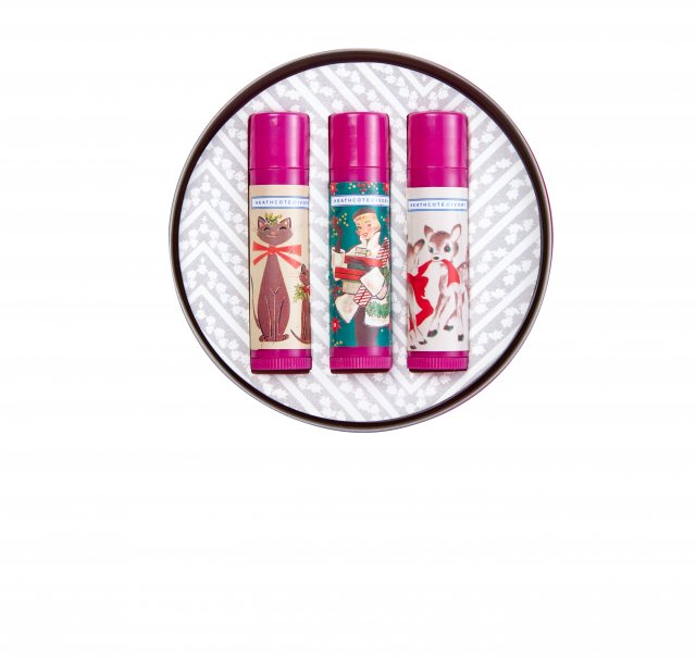 Vintage & Co. Baubles & Belles Lip Balm Trio