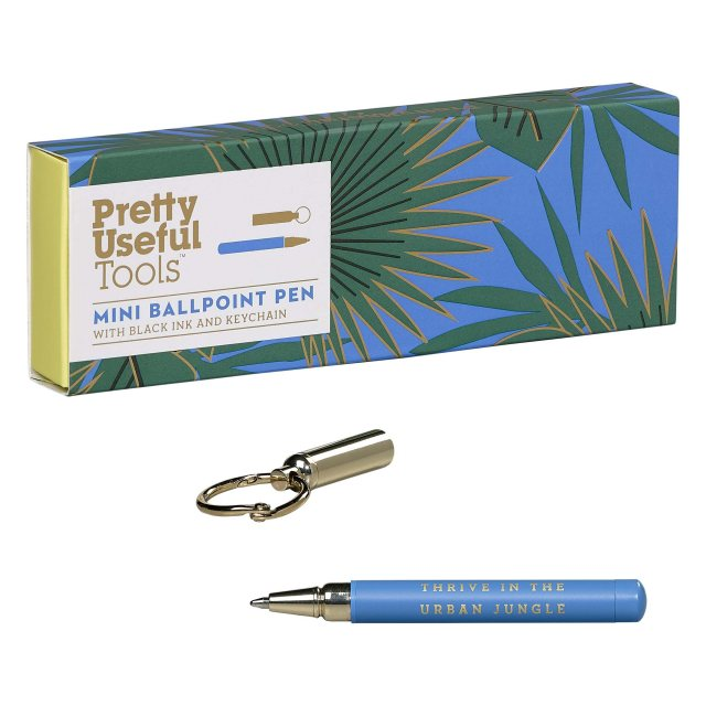 Pretty Useful Mini Pen - Azure Sky