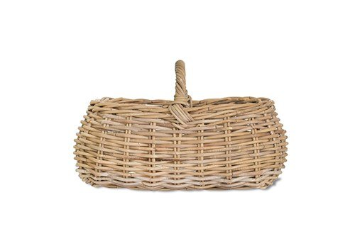 Garden Trading Bembridge Rattan Forage Basket