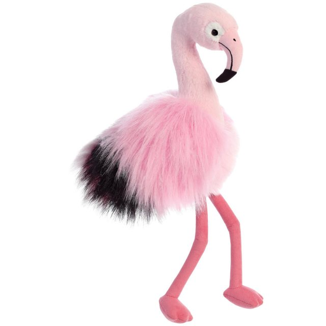 Luxe Boutique Ava Flamingo Soft Toy