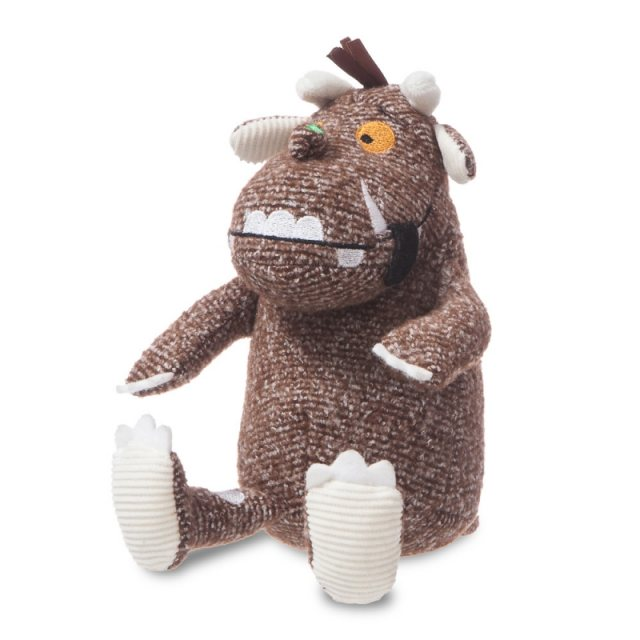 The Gruffalo The Gruffalo Baby Plush Rattle