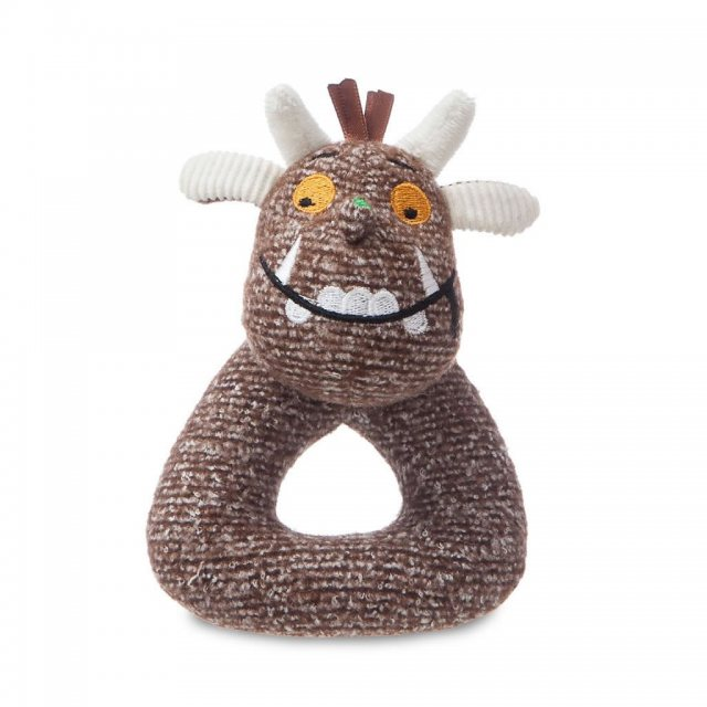 The Gruffalo The Gruffalo Baby Ring Rattle