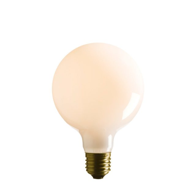 EDGAR EDGAR G95 Opaque Spherical LED Bulb