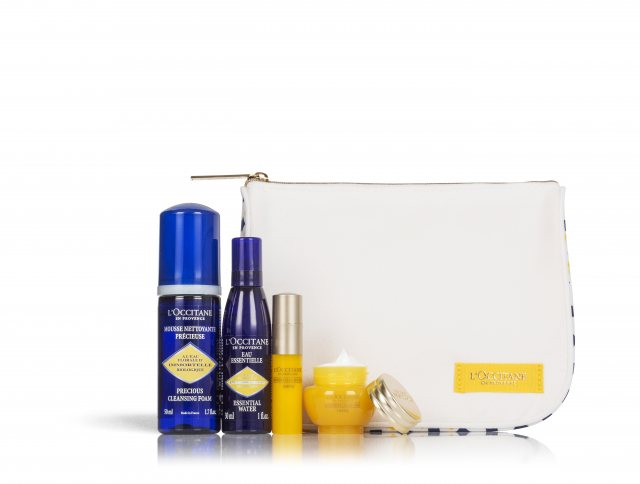 L'Occitane L'Occitane Immortelle Skincare Travel Ritual Collection