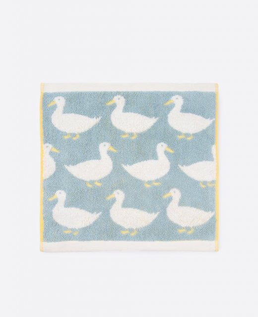 Anorak Anorak Waddling Ducks Face Cloth