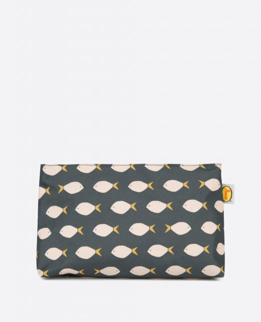 Anorak Anorak Fish Medium Toiletry Bag