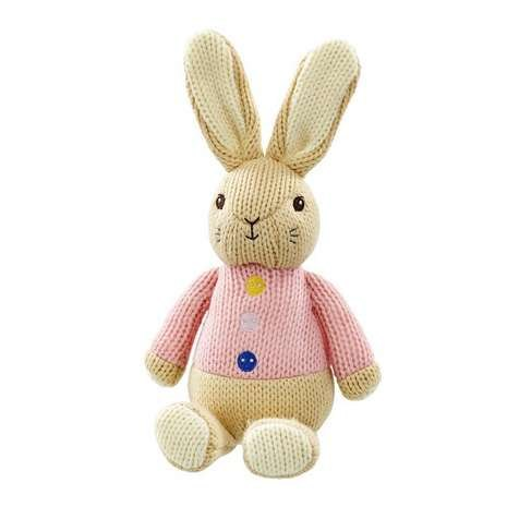 Peter Rabbit Beatrix Potter Made With Love Flopsy Bunny