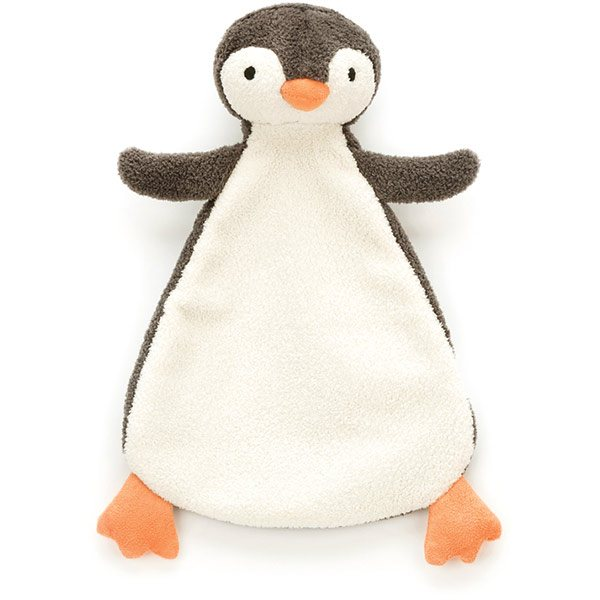 Jellycat Soft Toys Jellycat Pippet Penguin Soother