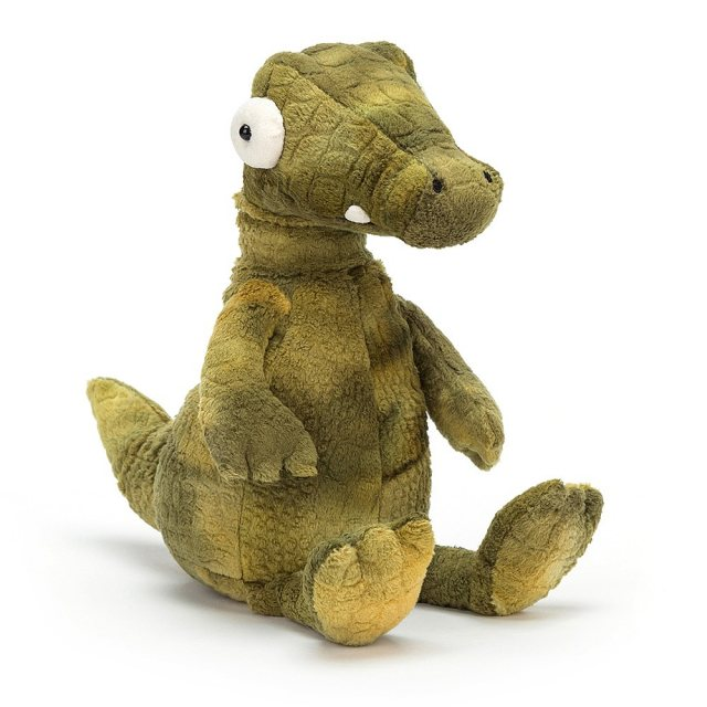 Jellycat Soft Toys Jellycat Alan Alligator